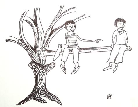 branchesciée